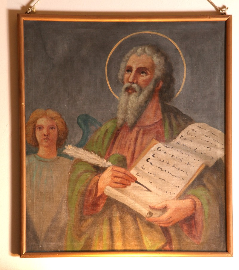 Adometti A. (1923), San Matteo Evangelista