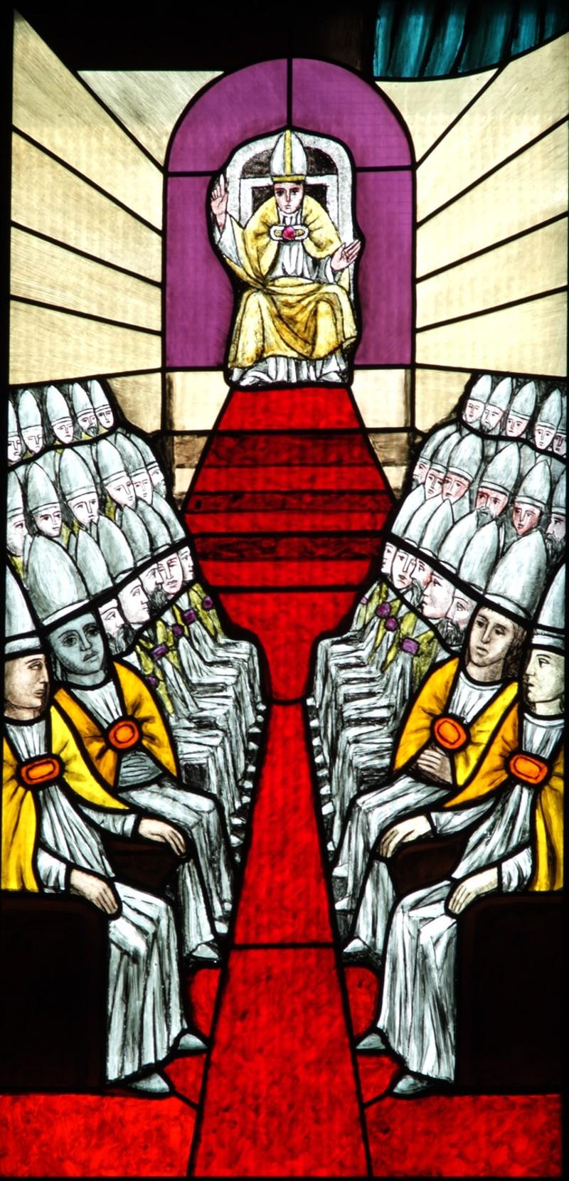 Cavallini S. (1990), Concilio ecumenico