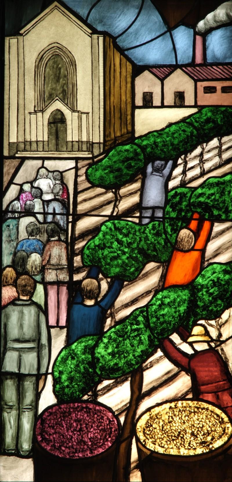 Cavallini S. (1990), Celebrazione del lavoro