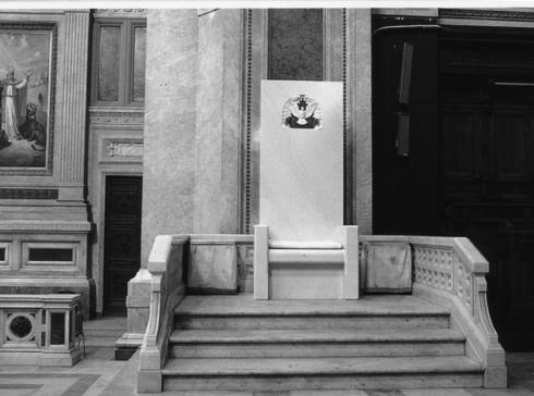 Cattedra episcopale (2002)