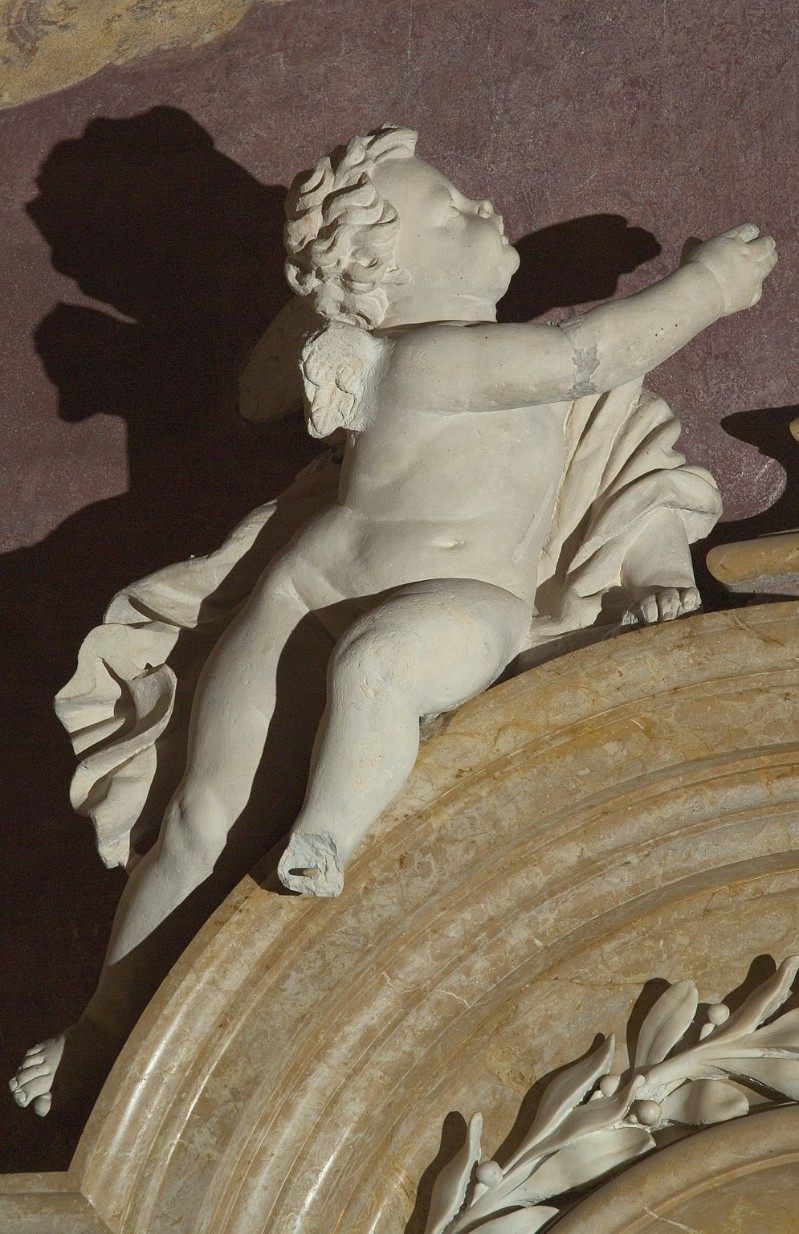 Aglio D. sec. XVII-XVIII, Angioletto 1/2