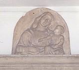 Bott. Italia sett. sec. XVIII-XIX, Madonna con Gesù Bambino