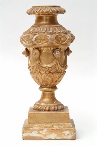 Artigianato veronese sec. XIX, Vaso portapalma 1/4