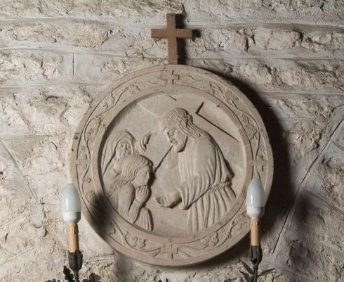 Maestranze veronesi sec. XX, Gesù Cristo consola le donne di Gerusalemme