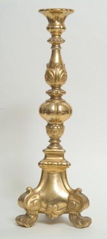 Ditta Recchia G. sec. XIX, Candeliere cm 61 6/6