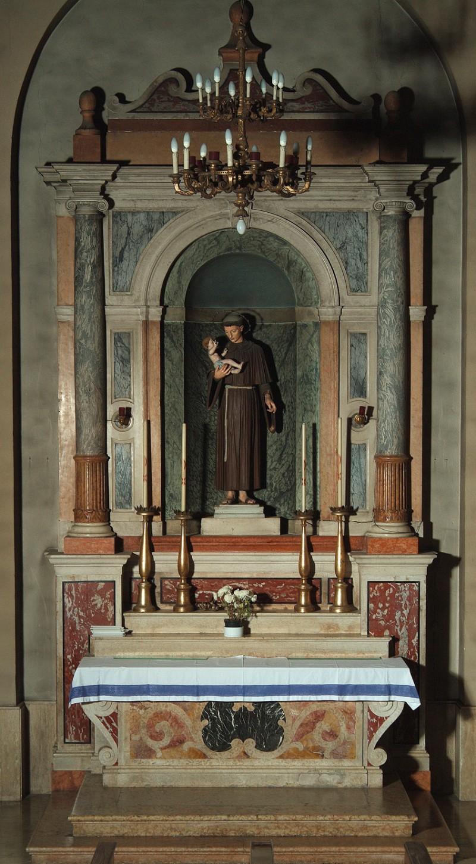 Maestranze veronesi sec. XVIII, Altare di Sant'Antonio da Padova
