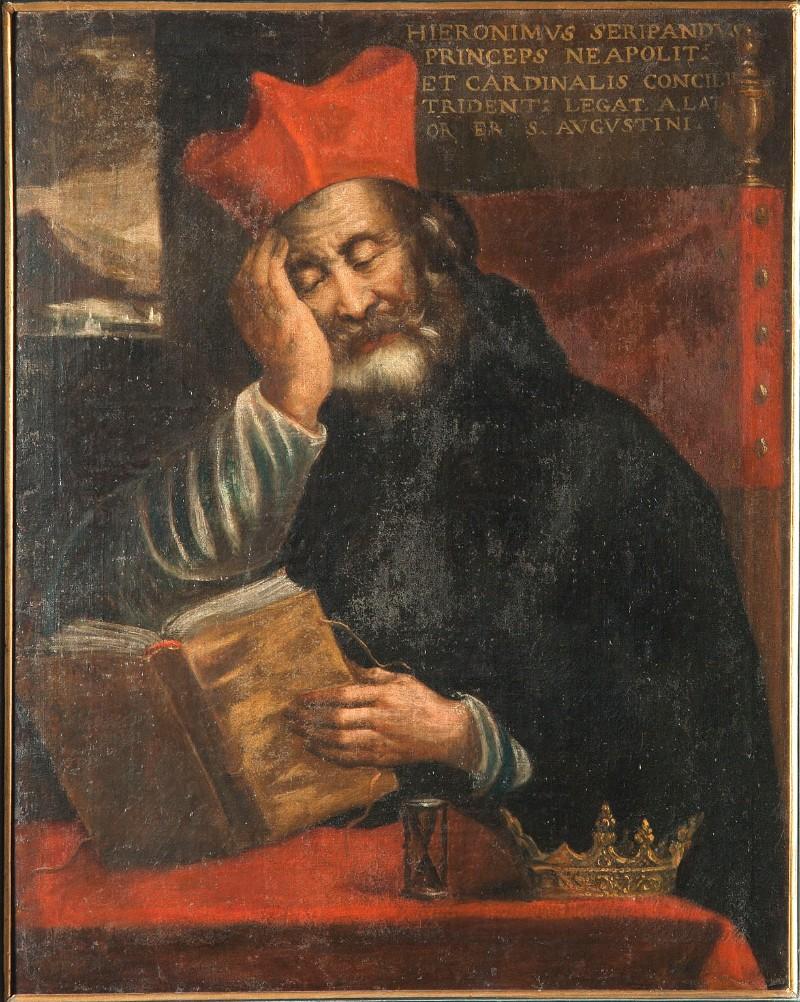 Ambito veneto sec. XVII, Cardinale Geronimo Seripando