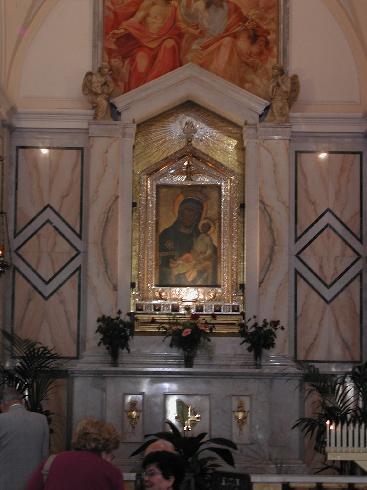 L'icona della Madonna di Siponto, fine XI sec.