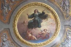 Gonin F. sec. XIX, Santa Marcellina in gloria