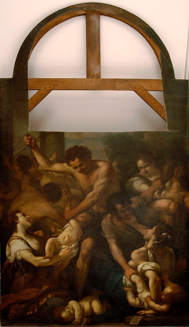 Strigelli V. (1764), Strage degli Innocenti