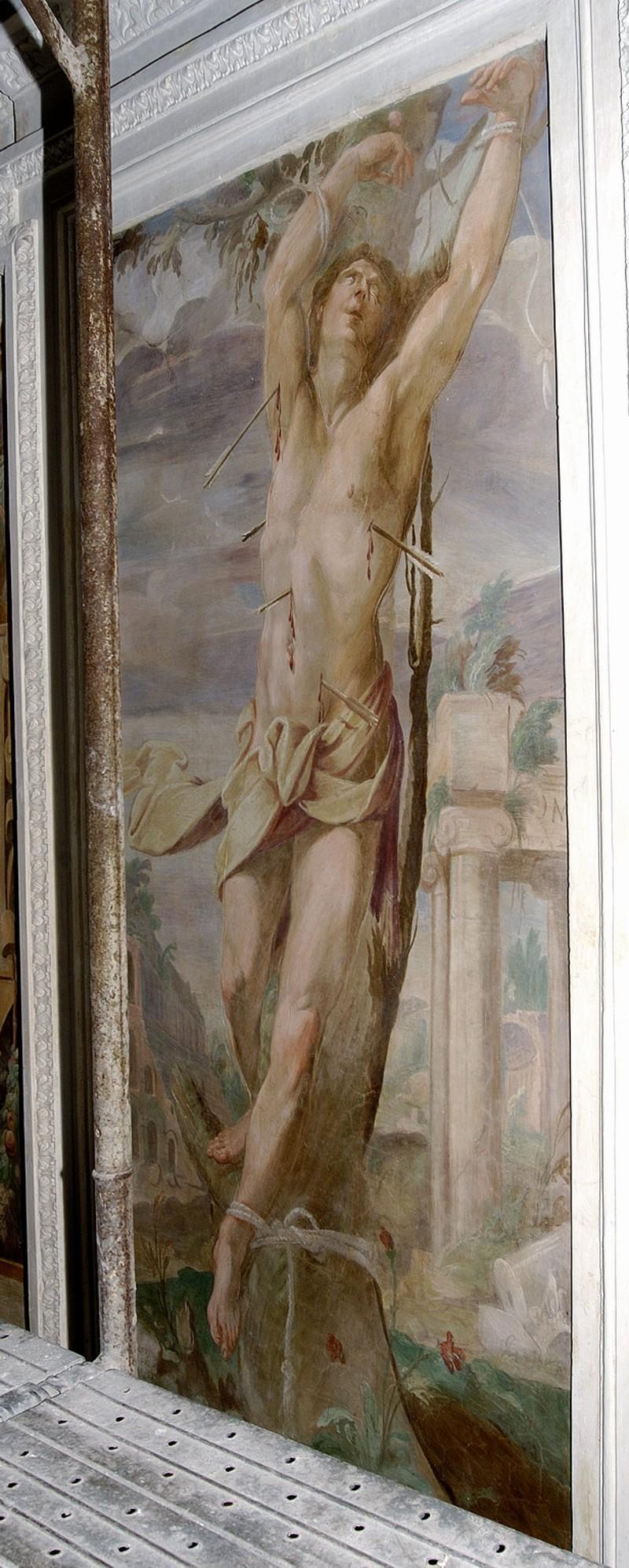 Panico A.M. (1572), San Sebastiano