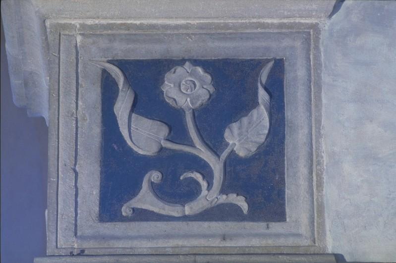Agostino di Duccio (1454-1457), Rosa malatestiana 2/2