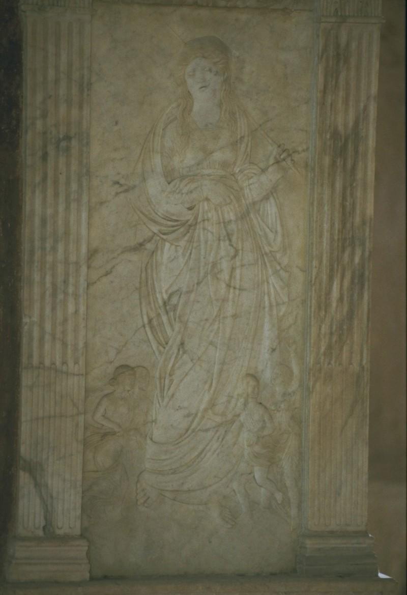 Agostino di Duccio (1455-1457), L'Etica