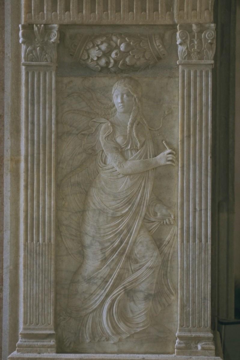 Agostino di Duccio (1455-1457), La Danza