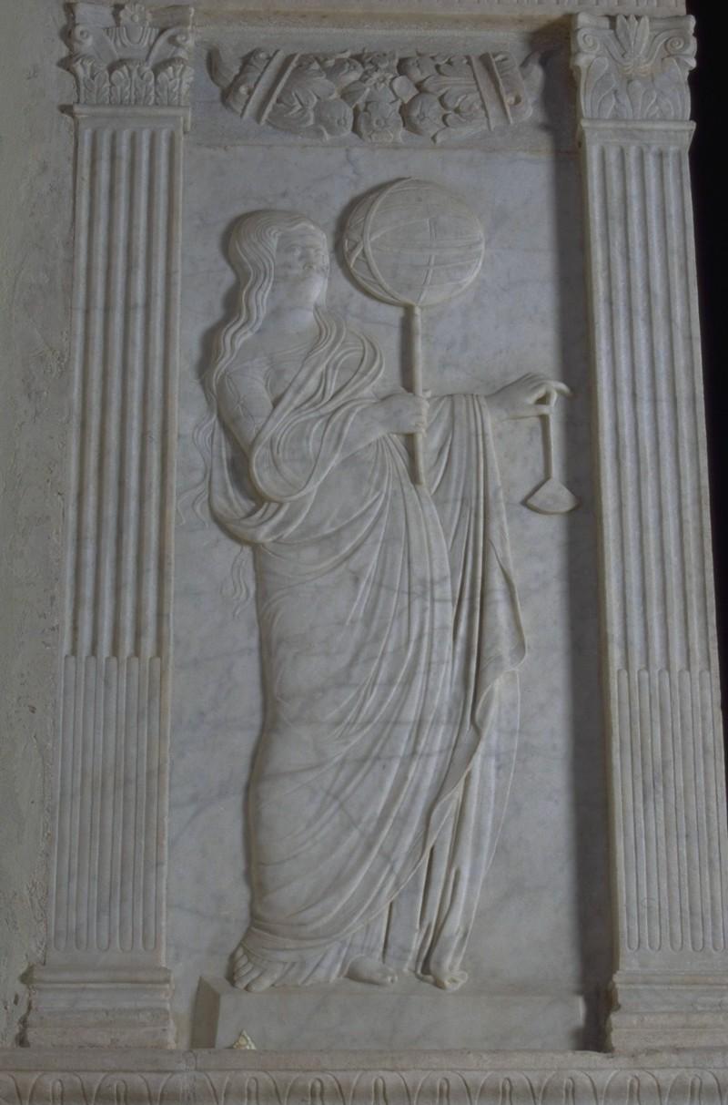 Agostino di Duccio (1455-1457), L'Astronomia