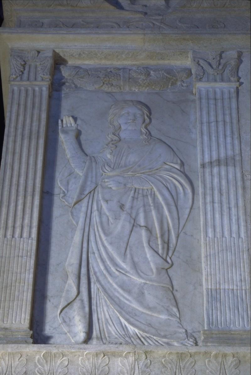 Agostino di Duccio (1455-1457), La Geometria