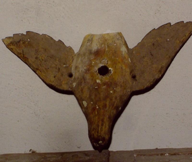 Ambito piemontese sec. XIX, Colomba eucaristica