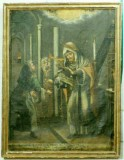 Ambito valsusino sec. XVIII, L'Eucarestia