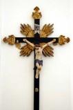 Ambito dell'Italia meridionale sec. XVIII, Croce astile