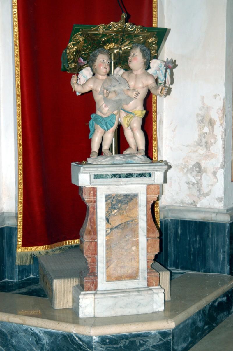 Ambito campano (1788), Ambone