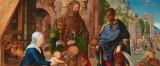 Il 6 gennaio festa con l'Adorazione dei Magi di Dürer