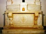 Maestranze dell'Italia meridionale secc. XVIII-XX, Altare del Crocifisso