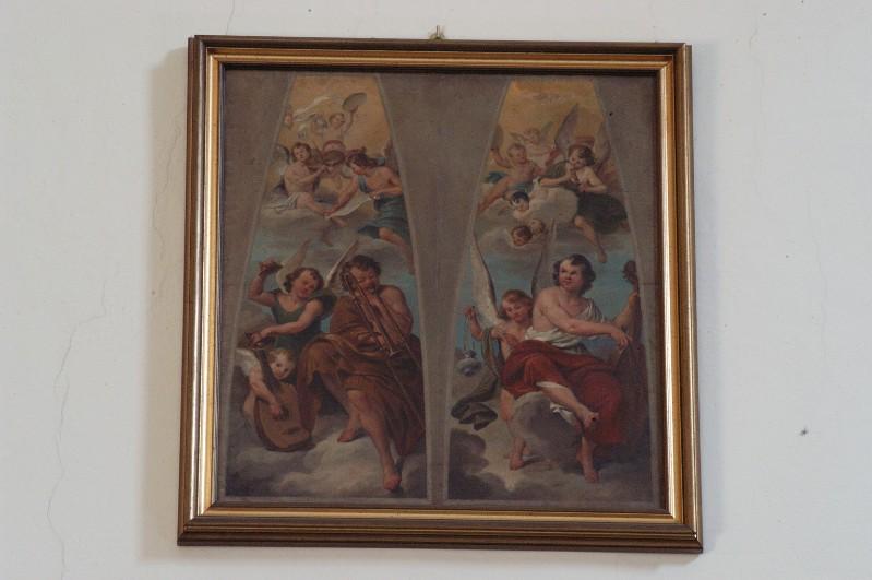 Albéri C. (1843-1844), Dipinto con angeli musicanti 1/2