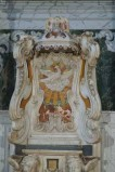 La Maina G. seconda metà sec. XVIII, Baldacchino da altare