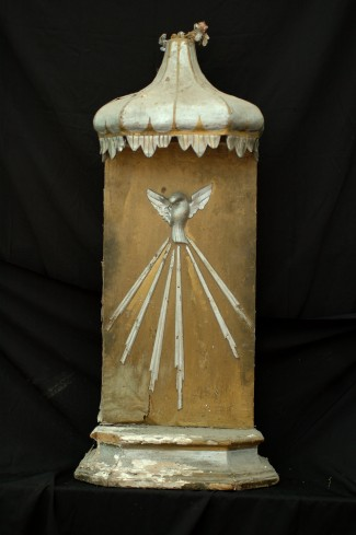 Bott. campana sec. XIX, Tronetto