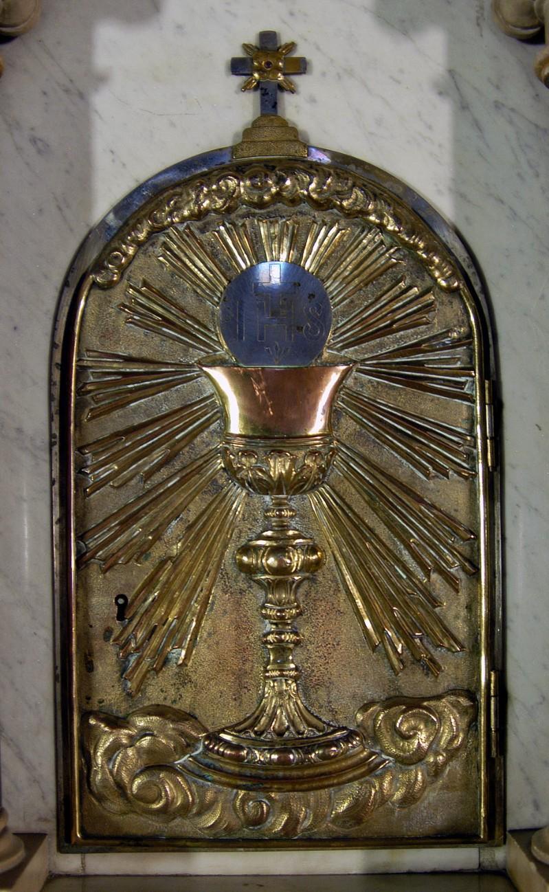 Ambito romano sec. XIX, Sportello di tabernacolo