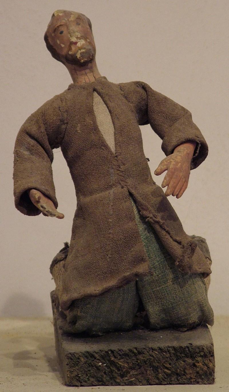 Ambito umbro sec. XVIII, Statuetta rappresentante taglialegna 2/2
