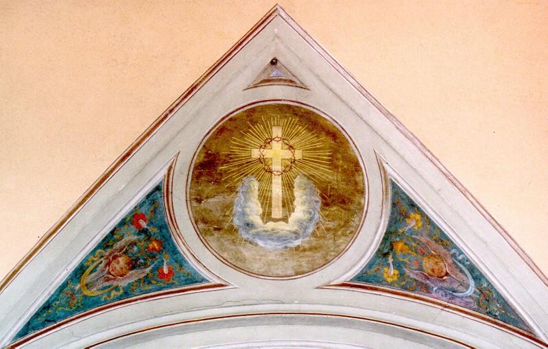 Ambito umbro (1790), Croce raggiata