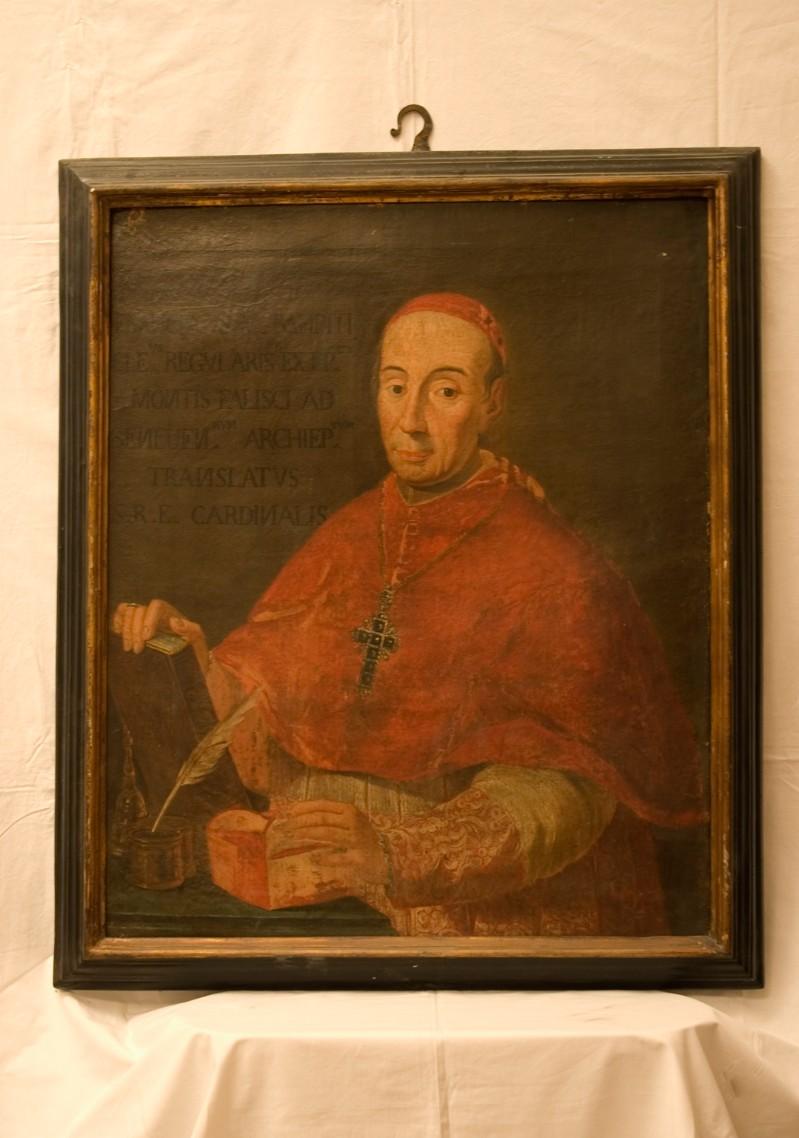 Ambito italiano sec. XVIII, Cardinale Francesco Maria Banditi