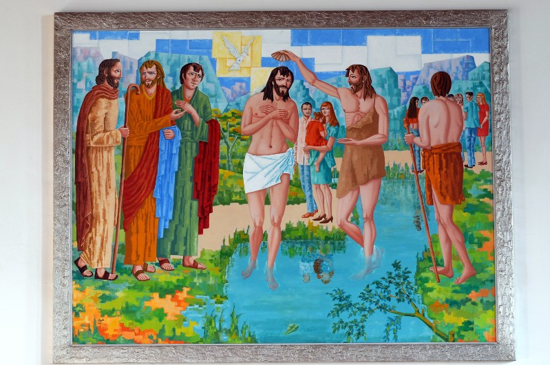 Agosti U. (2007), Battesimo di Cristo