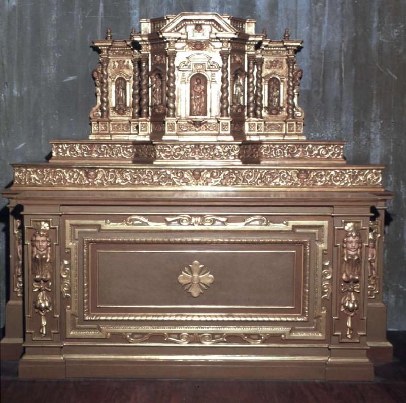Ambito lombardo-veneto sec. XVII-XX, Altare