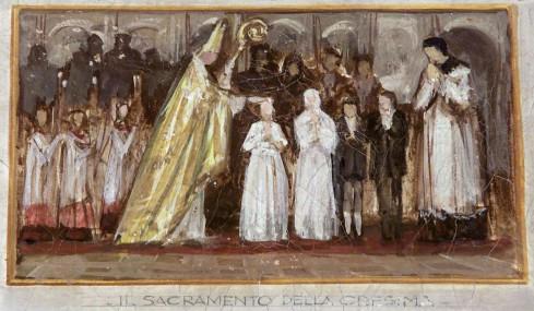 Longaretti T. (1961), Il sacramento della cresima