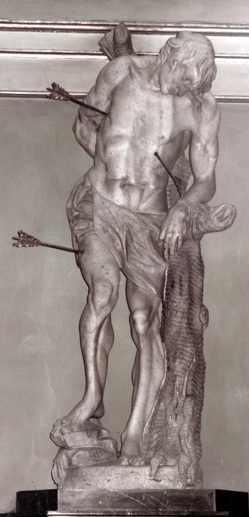 Calegari A. sec. XVIII, San Sebastiano