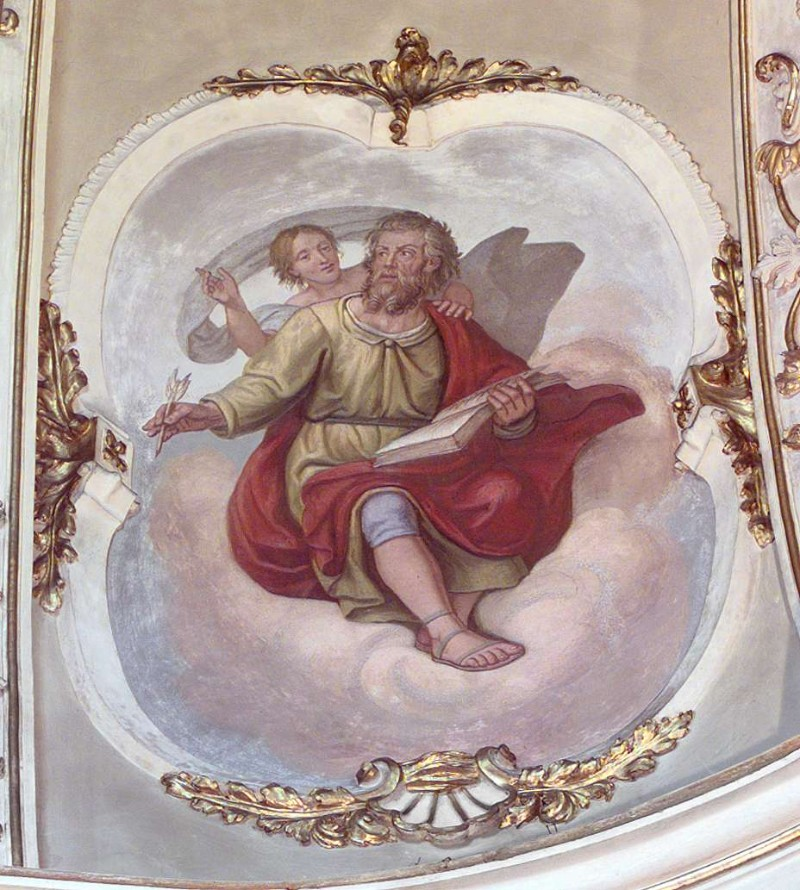 Brighenti G. sec. XIX, San Matteo Evangelista