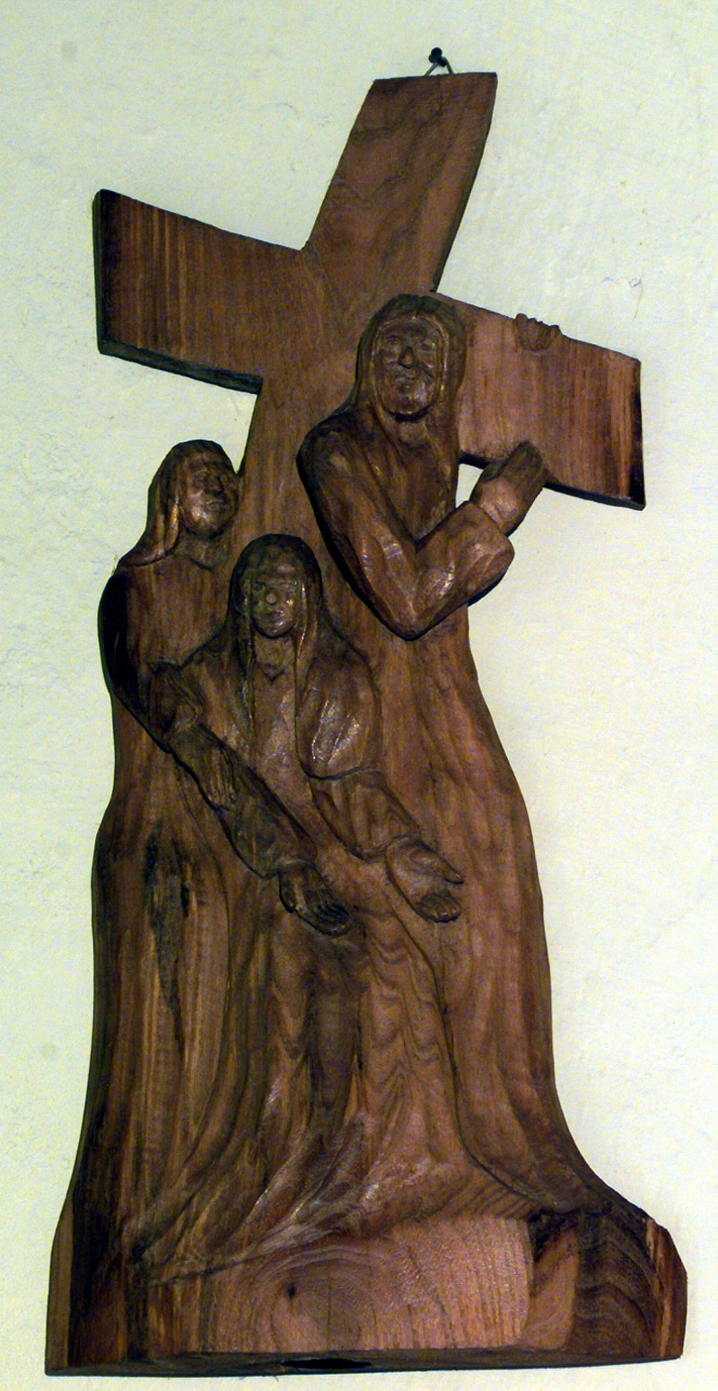 Varischetti G. (1984), Via Crucis stazione VI
