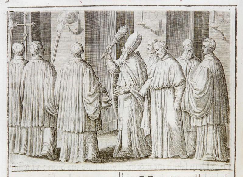 Ambito romano (1595), Dedicazione o consacrazione di una chiesa 9/18
