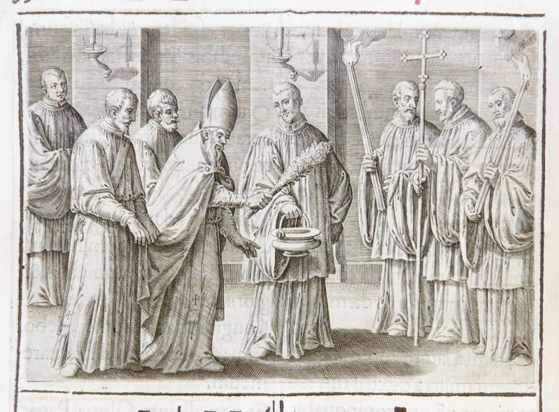 Ambito romano (1595), Dedicazione o consacrazione di una chiesa 10/18