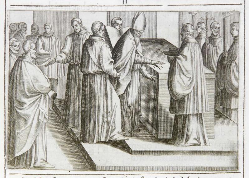 Ambito romano (1595), Dedicazione o consacrazione di una chiesa 15/18