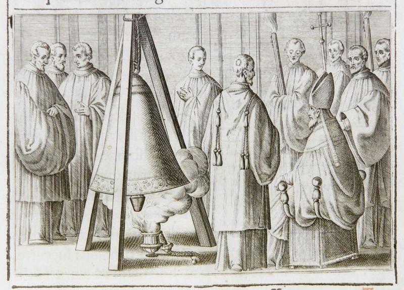 Ambito romano (1595), Benedizione della campana 3/3