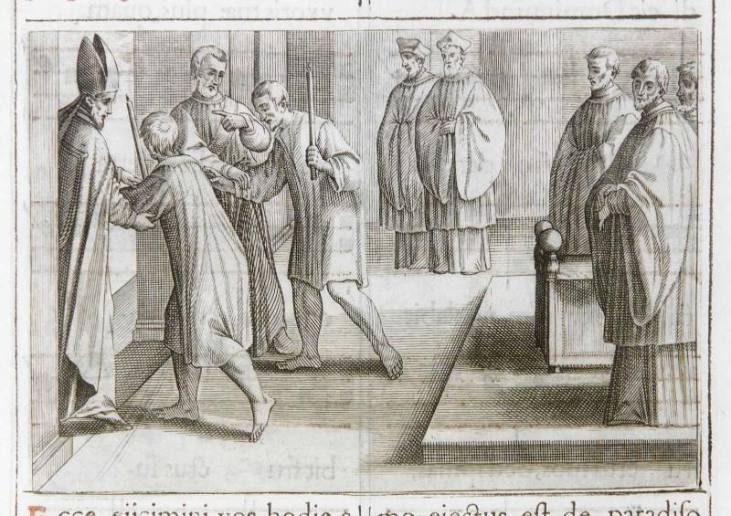 Ambito romano (1595), Allontanamento dei penitenti 3/3