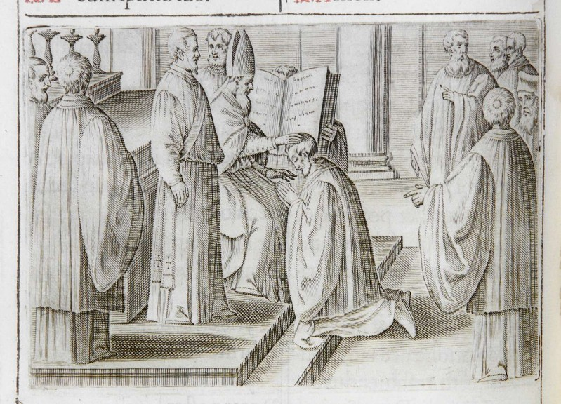 Ambito romano (1595), Sospensione e riconciliazione dei Sacri Ordini 2/2