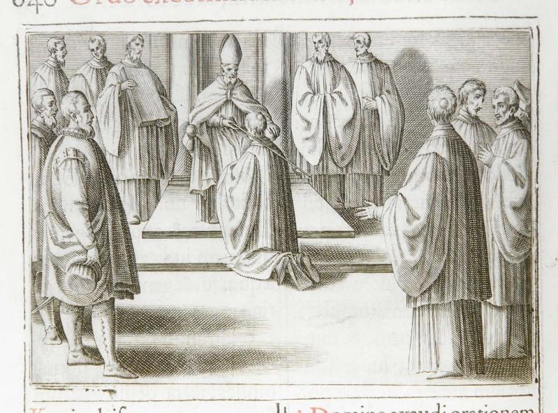 Ambito romano (1595), Scomunica e assoluzione 2/2