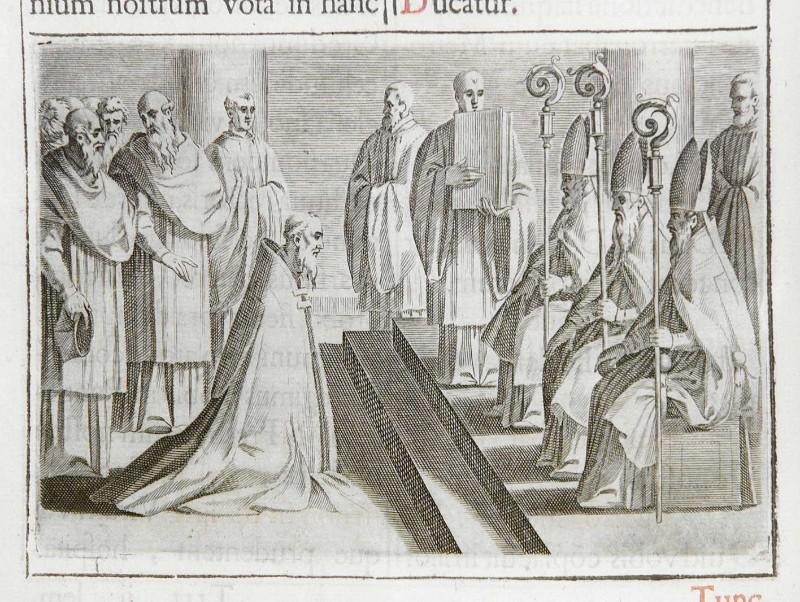 Ambito romano (1595), Scrutinio serale 1/2