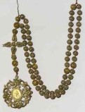 Ambito lombardo sec. XIX, Corona del rosario