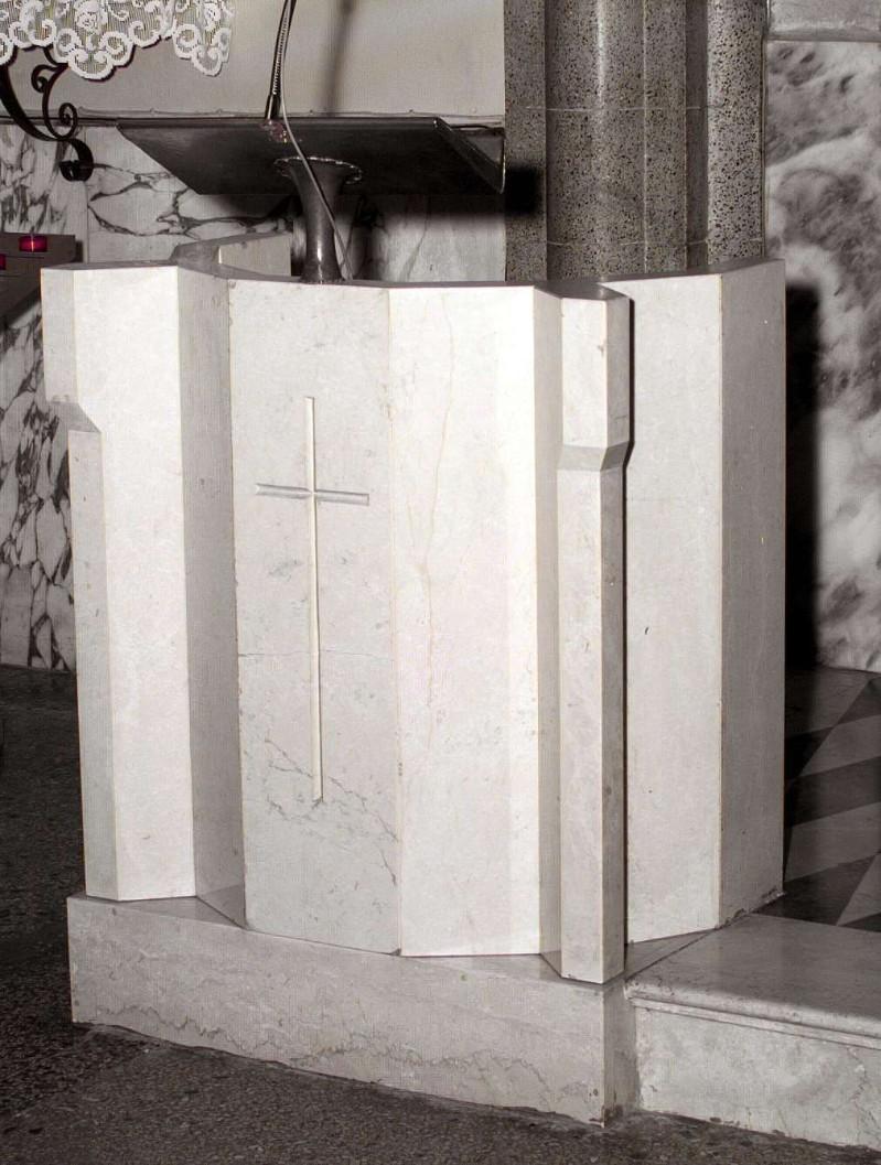 F.lli Taragni (1969), Ambone