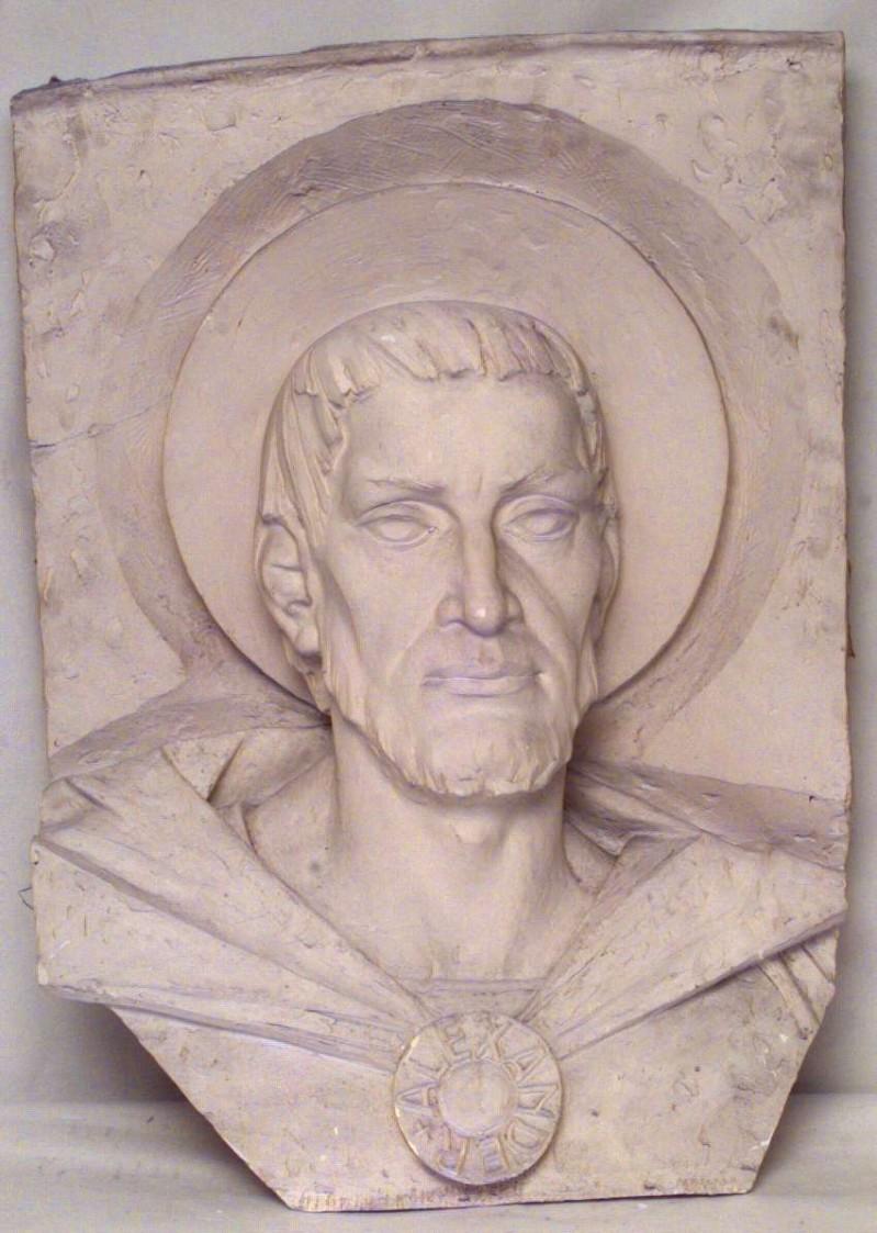 Brolis P. sec. XX, Busto di Sant'Alessandro